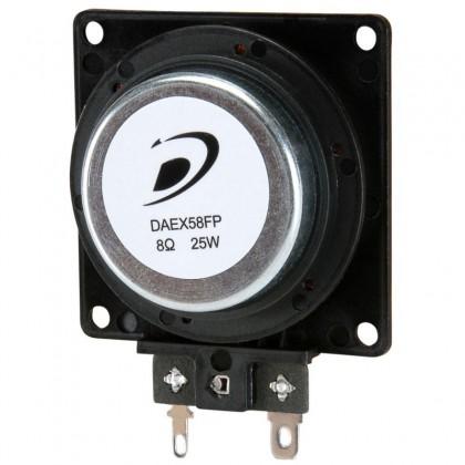 DAYTON AUDIO DAEX58FP Exciter Haut parleur vibreur 8 Ohm