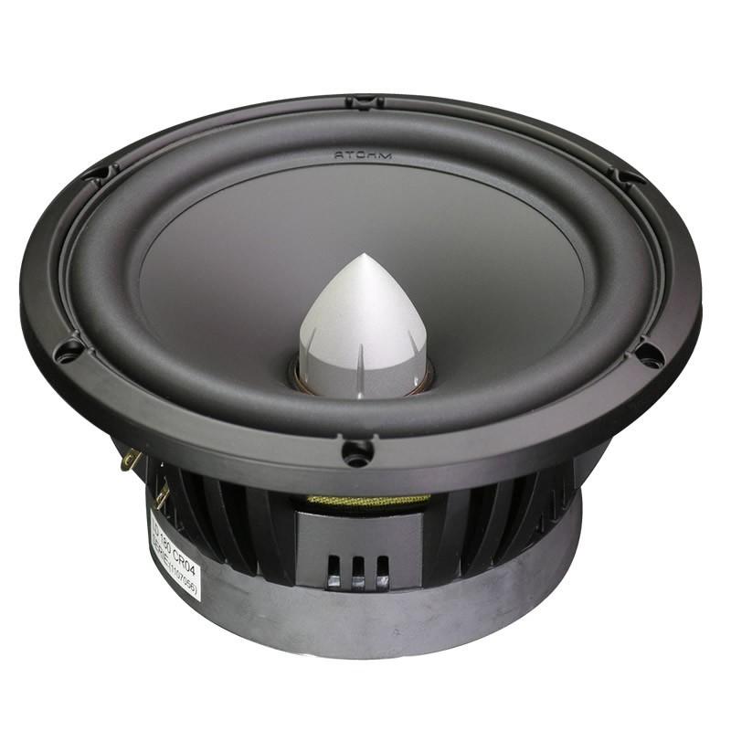 ATOHM LD180CR04 Bass-midrange Speaker 4 Ohm Ø18cm (unité)