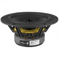 DAYTON AUDIO RS180P-4 Reference Haut-Parleur Bas Médium Papier 60W 4 Ohm 91dB 35Hz - 8000Hz Ø18cm