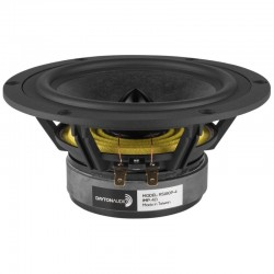DAYTON AUDIO RS180P-4 Reference Speaker Driver Midbass Paper 60W 4 Ohm 91dB 35Hz - 8000Hz Ø18cm