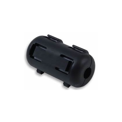 Filtering ferrite Core HF for Cable 3.5mm Black