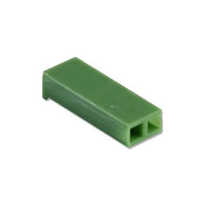 AMP Boîtier simple rangée 3 voies 2.54mm (set x3)