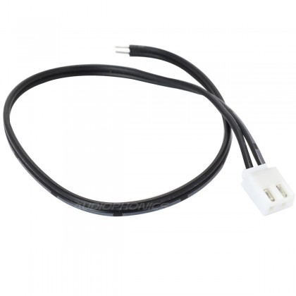 Cable JST XHP with connector 2 poles (unit)