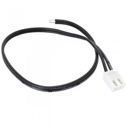 Cordon JST XHP avec connecteur 2 pôles (unité)