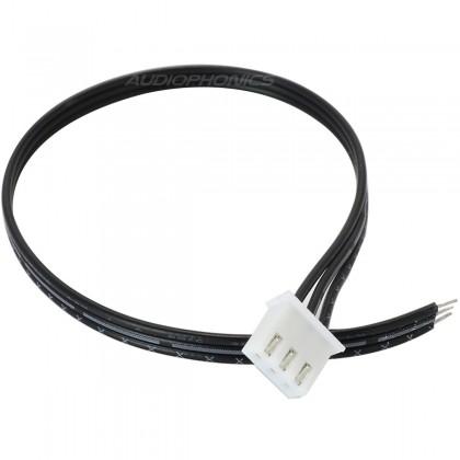 Cordon JST XHP avec connecteur 3 pôles (unité)