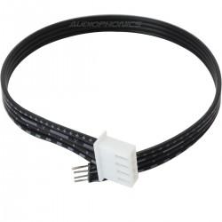 Cordon XH avec connecteur vers fils nus 4 pôles 20cm (unité)