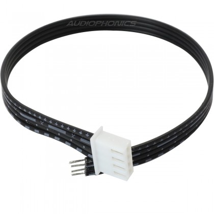 Cable JST XHP with connector 4 poles (unit)