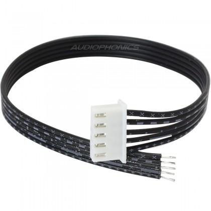 Cordon JST XHP avec connecteur 5 pôles (unité)