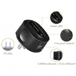 AVANTREE Roxa Plus Bluetooth 4.2 Charge free plug APT-X