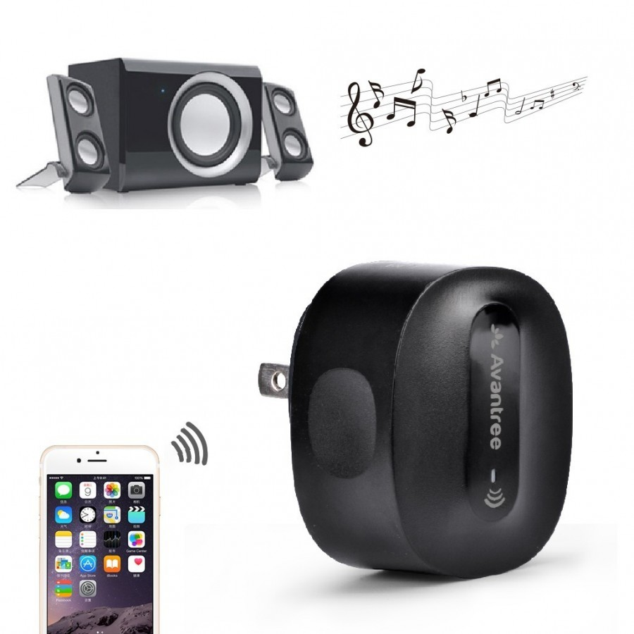 bluetooth audio receiver for home use - Avantree Roxa Plus ...