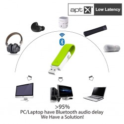 AVANTREE DG50 Leaf Bluetooth aptX USB Audio Adapter