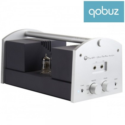 DOGE 6210 MKII Hi-Fi Vacuum tube Headphone Amplifier Class A