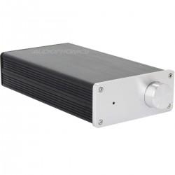 Boîtier DIY pour Amplificateur Class D Pré-Percé 100% Aluminum 208x114x47mm