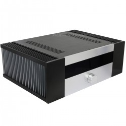 100% Aluminium DIY Box / case for integrated Amplifier 431x310x145mm