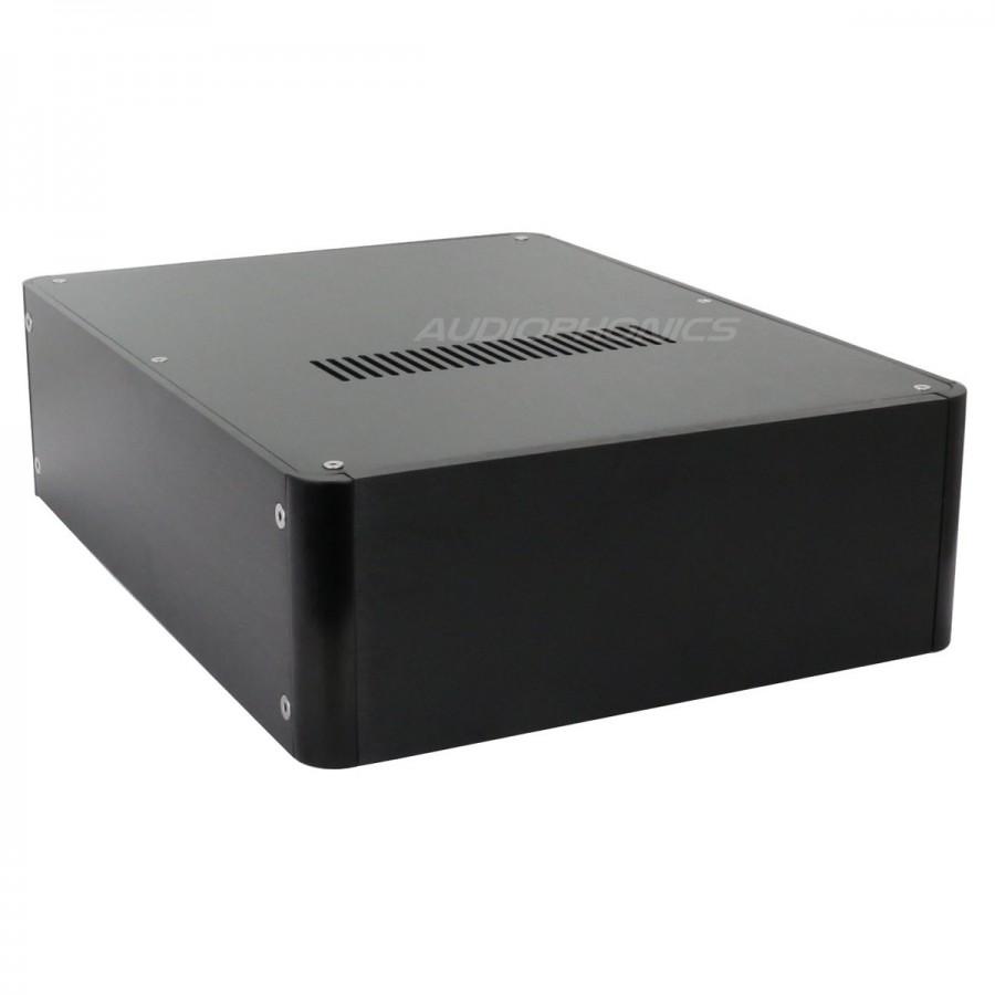 100 aluminium diy box case round corners 320x240x90mm black 100 aluminium diy box case round corners 319x239x89mm black solutioingenieria Image collections