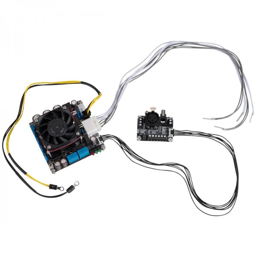 wondom aa-bk31442 sta516be module amplificateur class d mono 800w 2 ohm