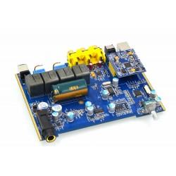 ALIENTEK D8 Digital Amplifier STA328 Class D stereo 2x 80W / 8 Ohm Black