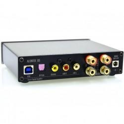 ALIENTEK D8 Amplificateur numérique Class D STA328 stéréo 2x 80W / 8 Ohm noir