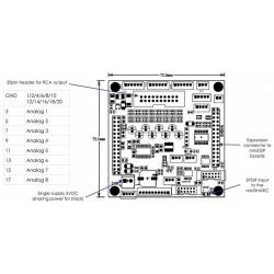 MiniDSP miniDAC8 Interface / DAC I2S 8 channel 24bit 192kHz AKM AK4440
