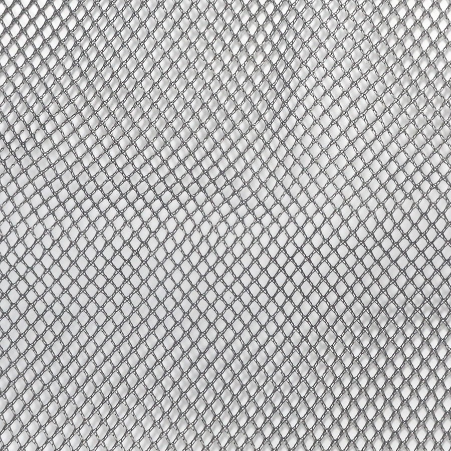 Acoustic fabric wide mesh grill cloth (Grey) 150x100cm