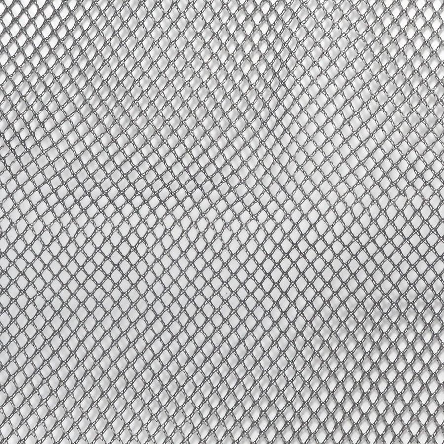 Tissu Acoustique à Mailles Larges pour Haut-Parleurs 150x100cm Gris