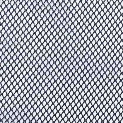 Tissu Acoustique à maille large 100x50 (gris)