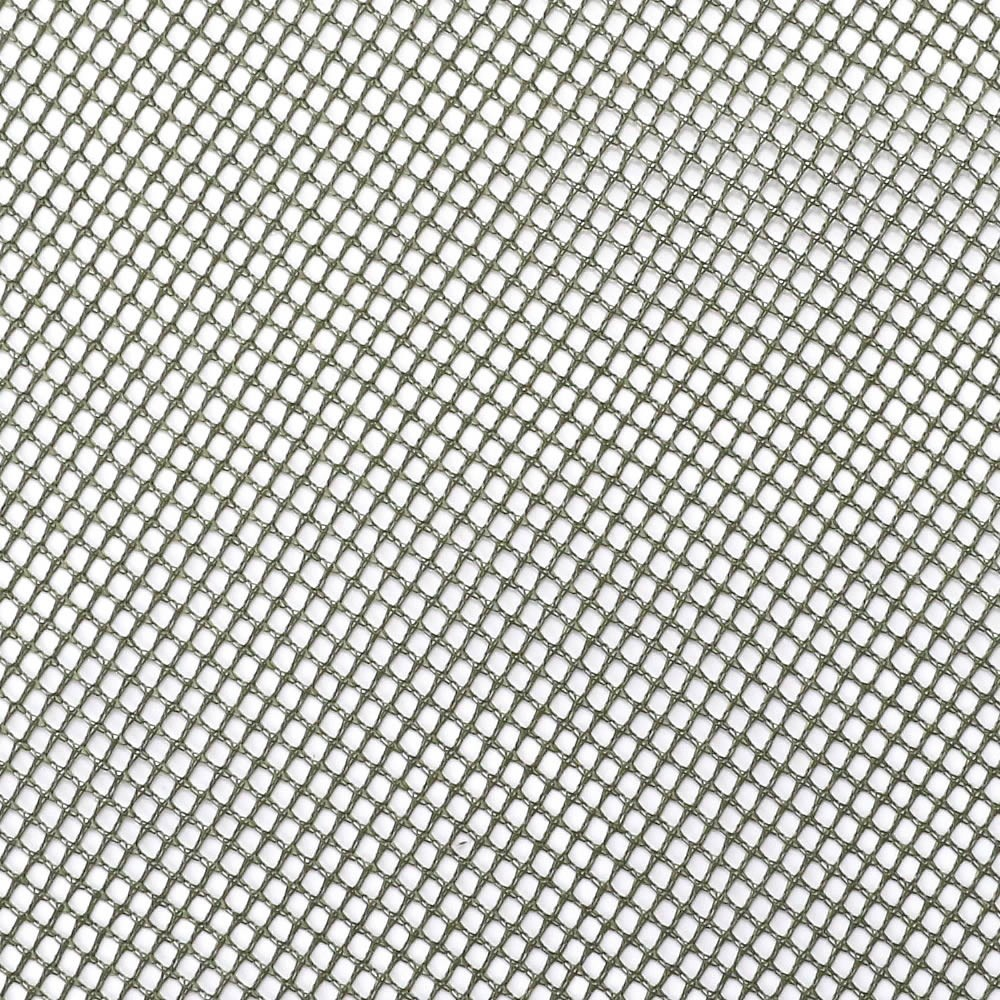 Tissu Acoustique à maille large haut parleurs (Vert armée) 150x100