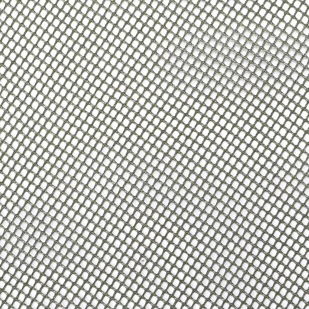 Tissu Acoustique à Maille Larges pour Haut-Parleurs 150x100cm Vert Armée