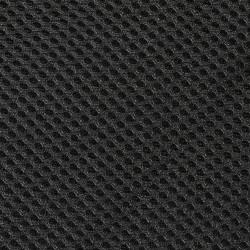 """Tissu Acoustique murale """"mousse"""" (noir) 150x100"""