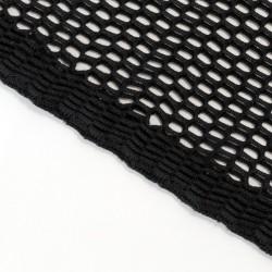 Tissu Acoustique à maille large 150x100 (noir)