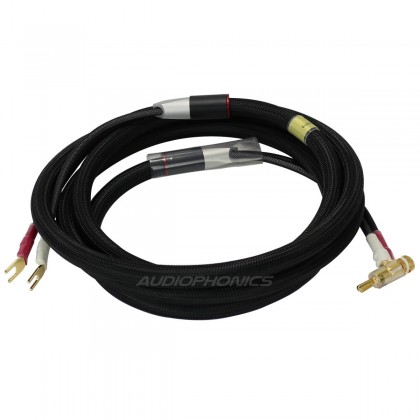 FURUTECH Evolution Speaker II Câble d'enceintes 3m(La paire)