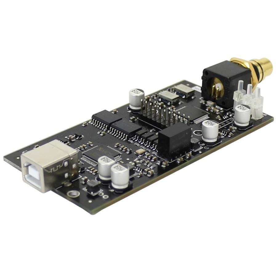 ARMATURE HECATE Interface XMOS Xcore 208 USB SPDIF Asynchrone (Version DIY)