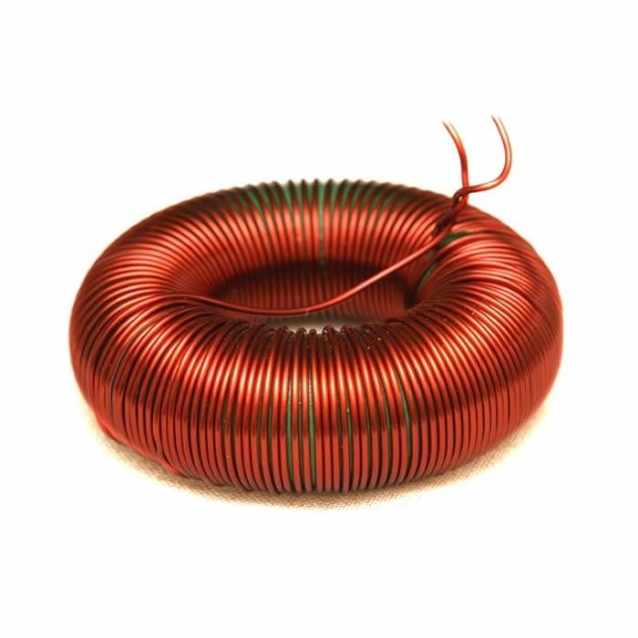 JANTZEN AUDIO C-Coil 4N Copper 12AWG / Ø2mm 6mH