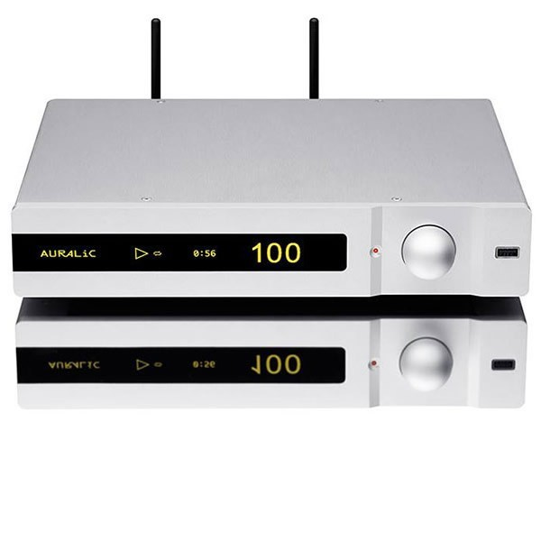 AURALIC Polaris All in one Wireless Streaming Amplifier 2x120W / 8 Ohm