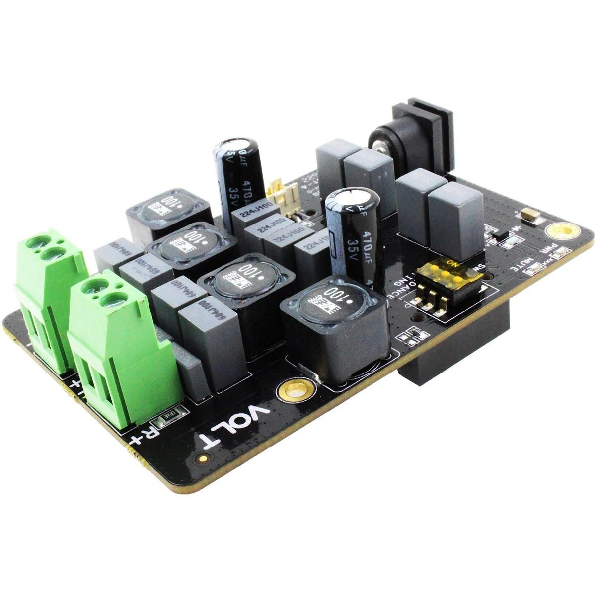 ALLO VOLT AMP Stereo Amplifier Module Class D TPA3118D2 2x25W / 8 Ohm