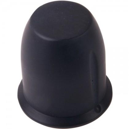 Knob Aluminum D Shaft 29×30mm Ø6mm Black