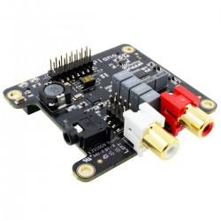 ALLO PIANO HIFI DAC PCM5122 32Bit/384kHz / Ampli casque TPA6133A2