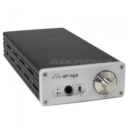 MATRIX M-STAGE HPA-2 Headphone Amplifier / Preamplifier Class A Silver