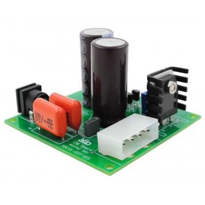 ALLO Capacitance Multiplier Réducteur de bruit pour Pi2 Pi3 et SBC Sparky