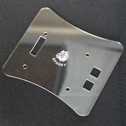 ALLO ACRYLIC VANAPLAYER SBC SPARKY Box and Raspberry Pi3 Pi2
