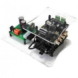 ALLO ACRYLIC VANAPLAYER boitier pour SBC SPARKY et Raspberry Pi3 Pi2