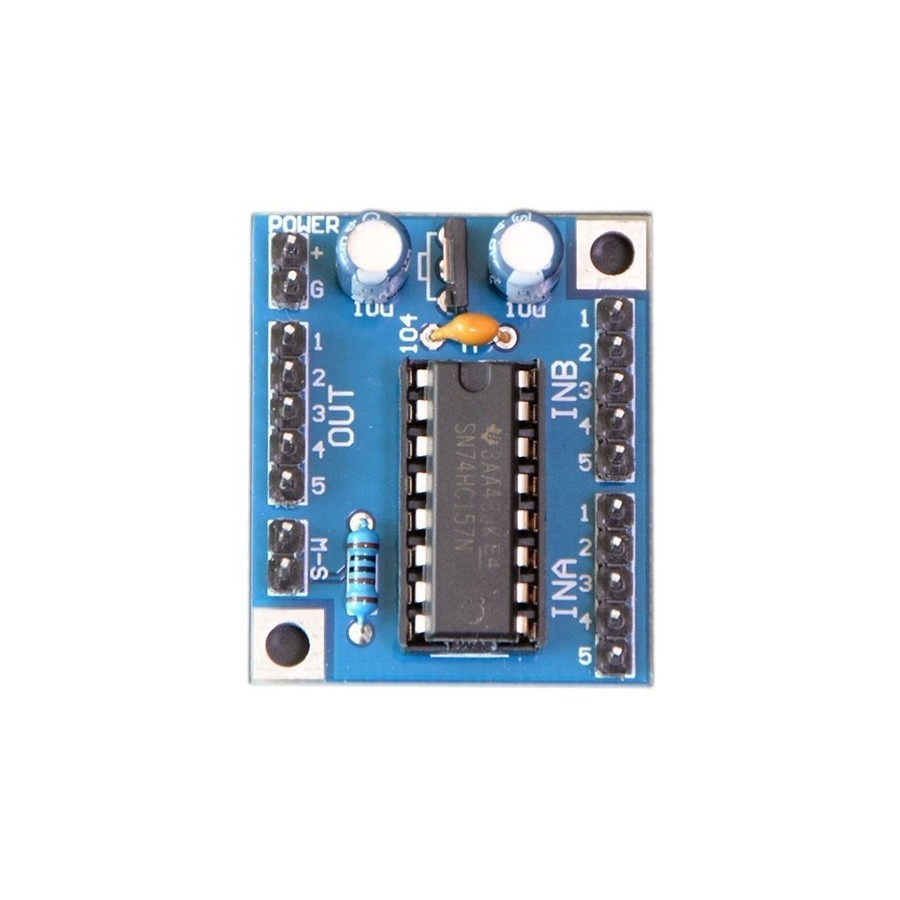 Kit Two Way Audio I2s In Out One Switching Module Circuit Auto