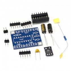 Kit Auto Two-way Audio I2S two I2S in/out one out Switching Module