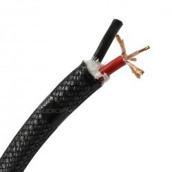 YARBO SPC-FV90 Câble HP Cuivre OFHC / Argent 2x4.3mm² Ø18.5mm