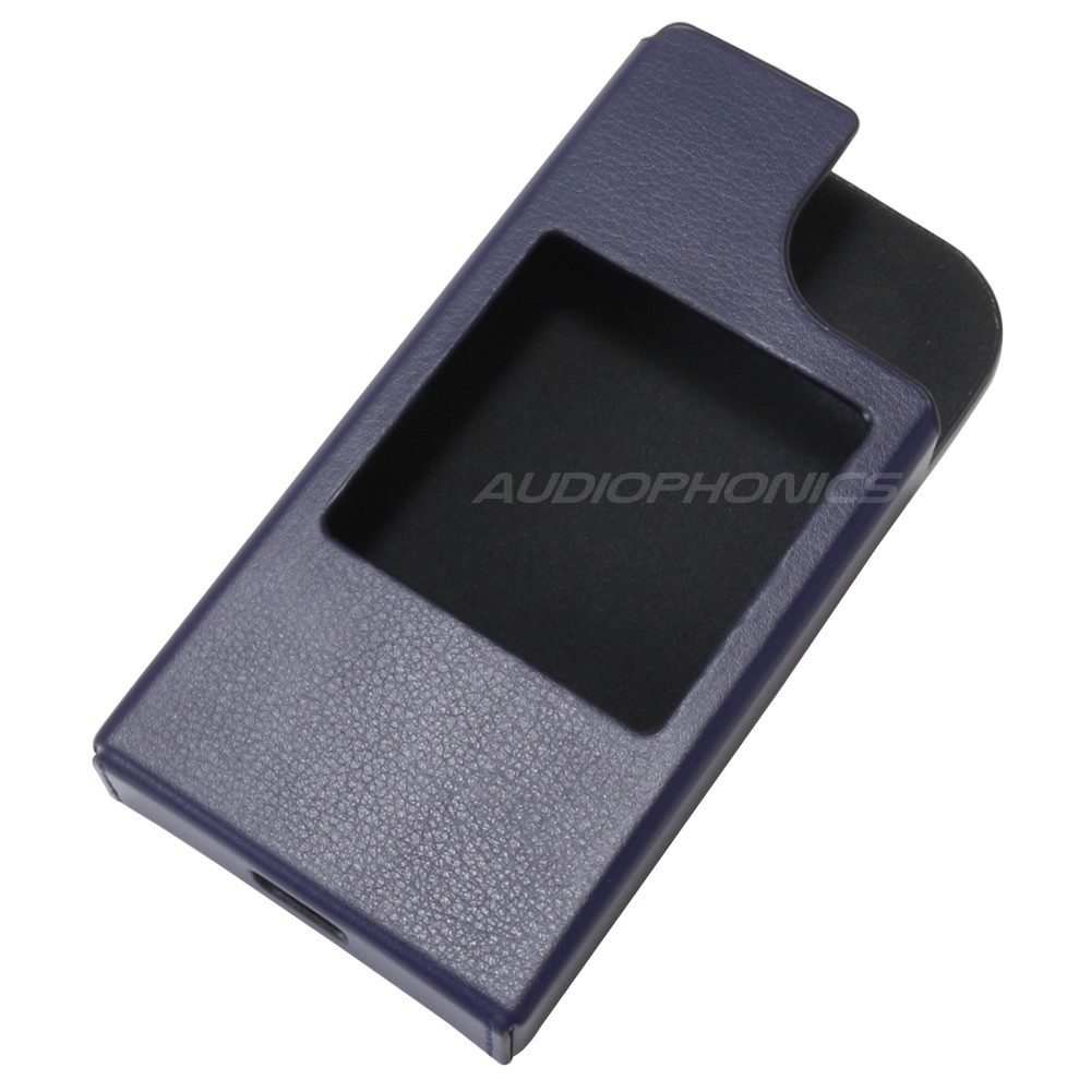 SHANLING Cover synthetic blue leather protection for Shanling M2 DAP