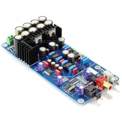 AUDIOPHONICS DAC1796 DAC 24Bit 192KHz CS8416 + PCM1796