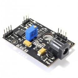 AUDIOPHONICS PI SPC II Module de contrôle / Alimentation pour Raspberry Pi