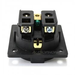 FURUTECH FI-E30 (G) Schuko inlet Gold plated 24k (Alpha)