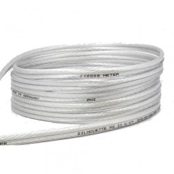 MEDIA-SUN SILHOUETTE MS2S Câble HP Cuivre / Argent 2x2.5mm²