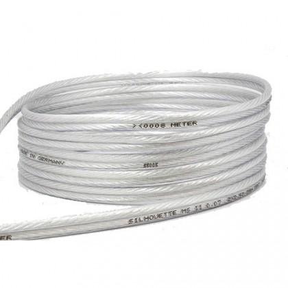 MEDIA-SUN SILHOUETTE MS2S Câble HP Cuivre/Argent 2x2.5mm²